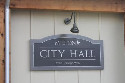 MILTON CITY HALL