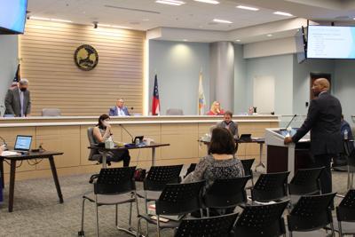 Johns Creek budget presentation