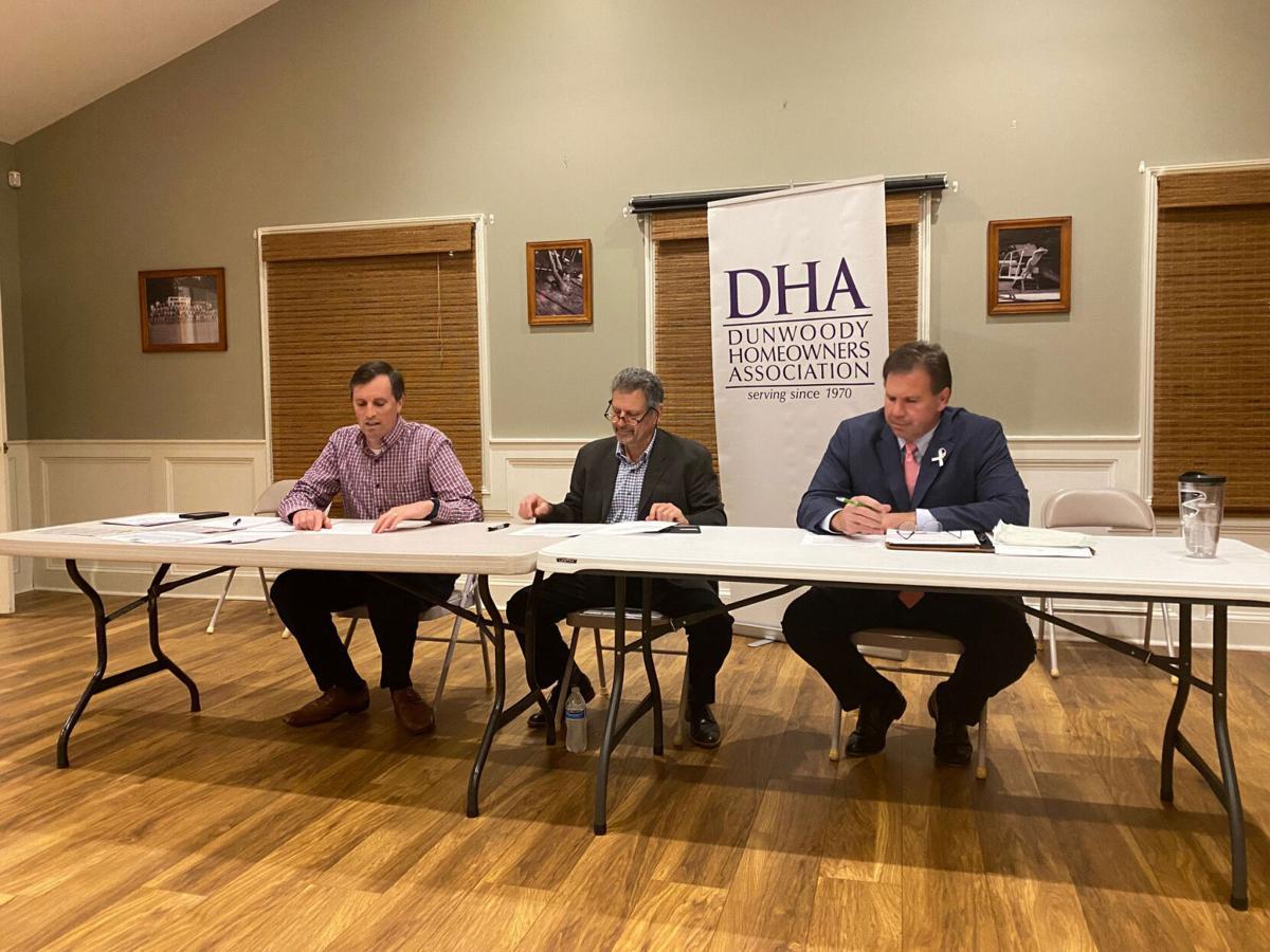 Dunwoody City Council Debate 2021