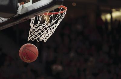 STOCK basketball net