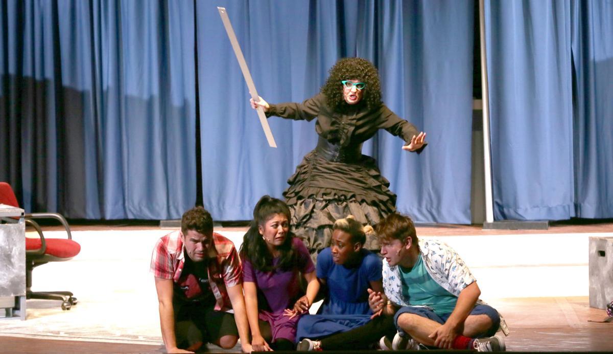 Georgia Ensemble Theatre announces Family Stage: Adventure Series (copy)