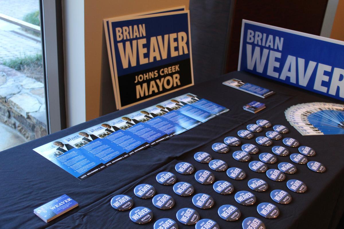 Johns Creek mayoral debate 2021