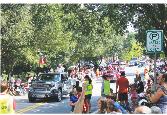 OSD Parade