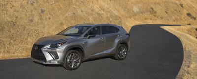 More SUV-centric Lexus NX lacks verve of competitors