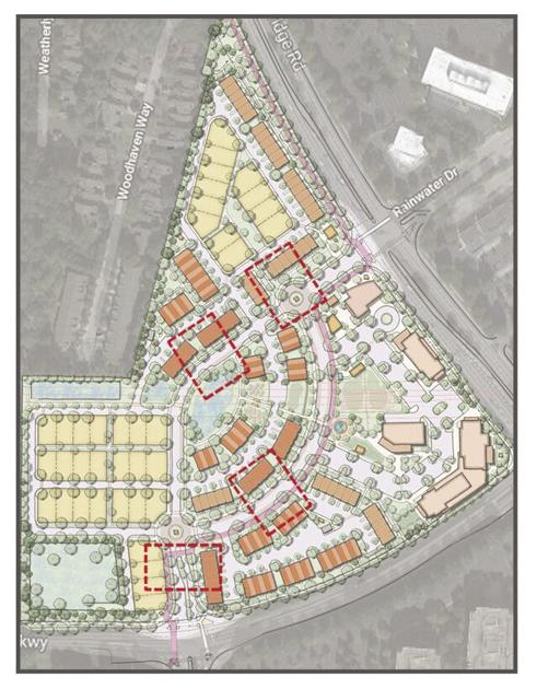 Alpharetta eases path for more North Point development, approves tax rate