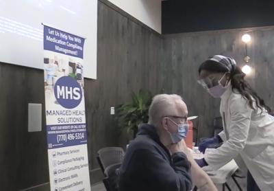 seniors covid vaccine