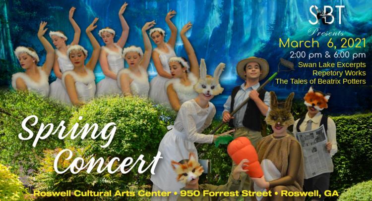 Sawnee Ballet Theatre's Spring  Concert