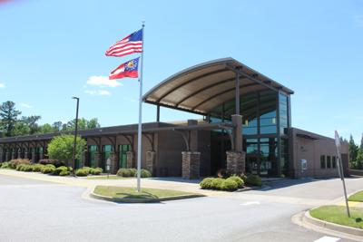 Post Library Forsyth County
