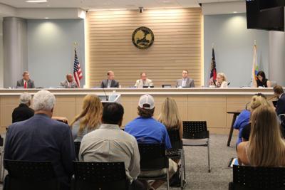 Johns Creek City Council at June 21 meeting
