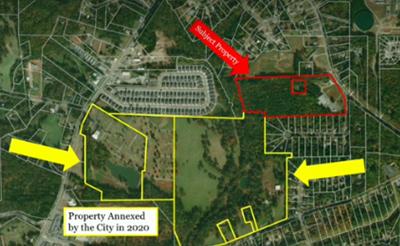 annexation bid