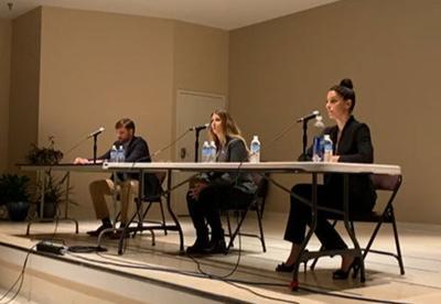 Milton City Council debate 2021