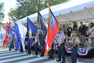 Thousands turn out to honor Old Soldiers in Alpharetta (copy)