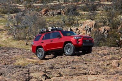 4Runner will conquer the unchartered paths but is lackluster for daily driving