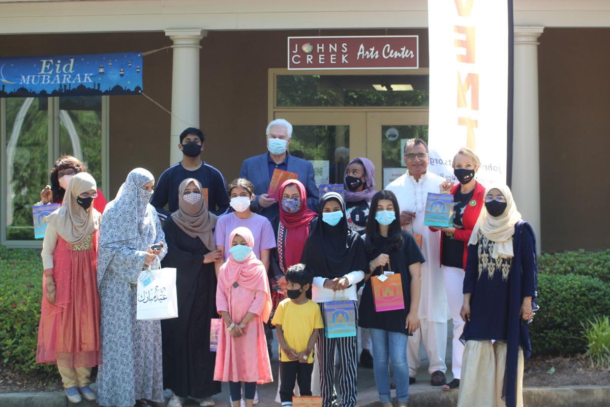Eid al-Fitr at Johns Creek Arts Center