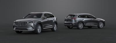 CX-9 still a standout in a strong crowd