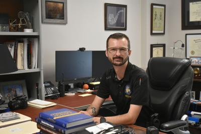 Detective Zack Kowalske, Roswell Police Department