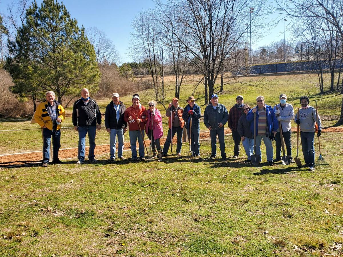 Lions, Optimist clubs pitch in at Fowler Park