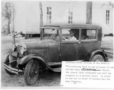 Model A Vehicle