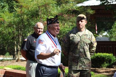 Johns Creek veterans dedicate Afghanistan memorial