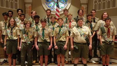 August Eagle Scouts 2021