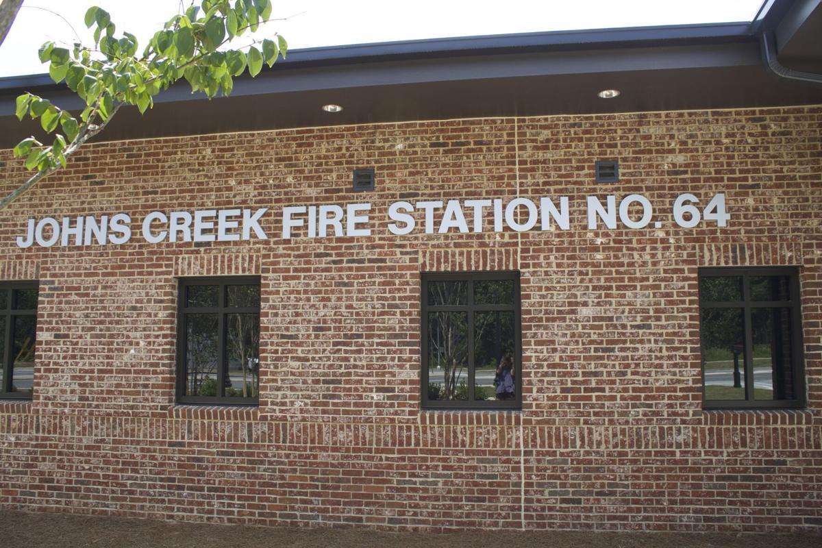 Johns Creek Fire Station