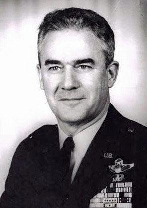 Colonel Pat Fallon
