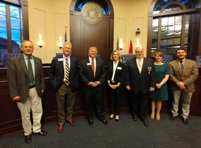 Alpharetta-Roswell Candidate forum candidates and moderators