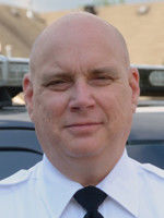 Rich Austin, Chief of Police