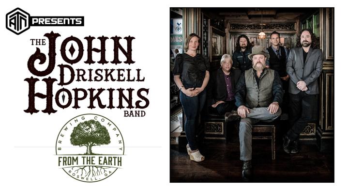 John Driskell Hopkins Band (Zac Brown Band) & Friends!