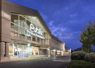Alpharetta Commons shopping center