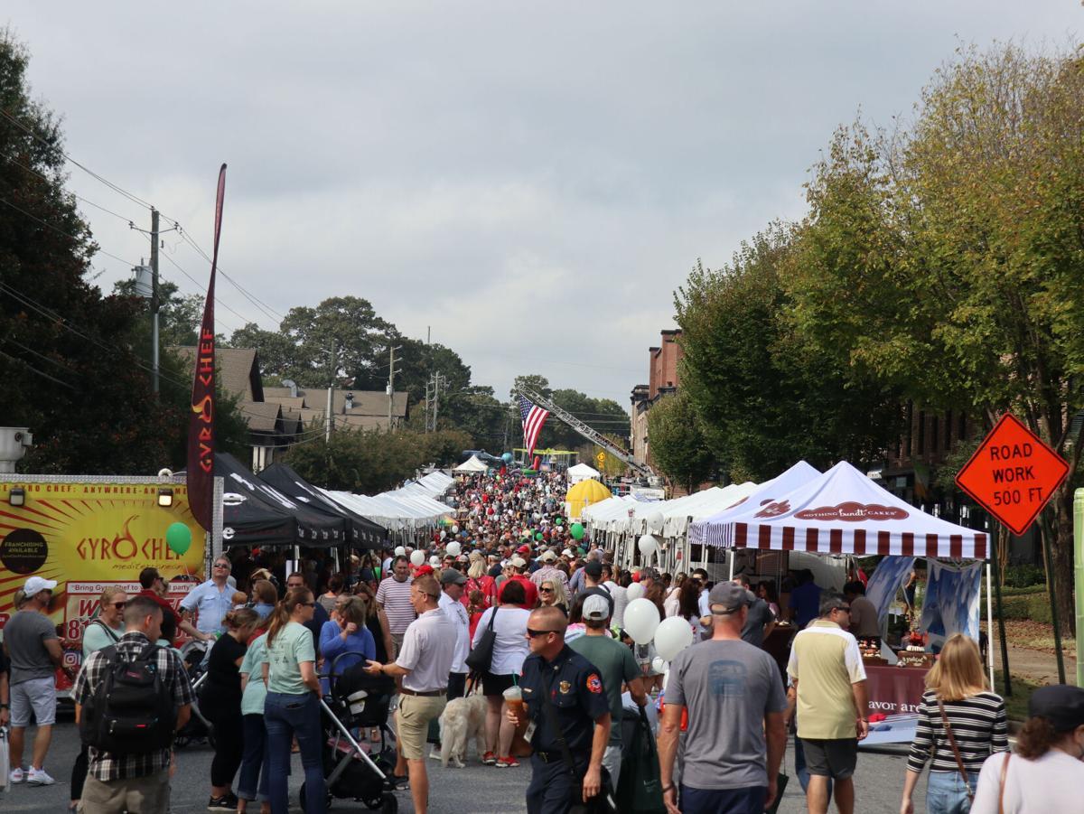 Crabapple Festival 2021