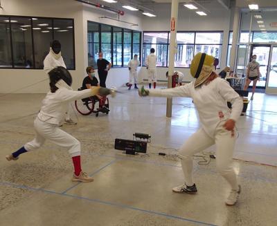 dunwoody fencing