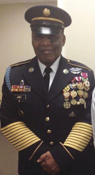 Major Simon Jones