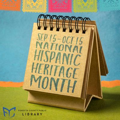 Hispanic Heritage Month at FCPL