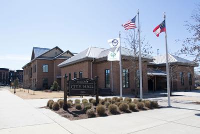Milton City Hall