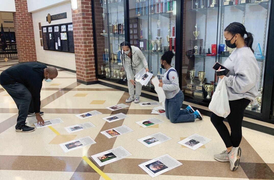 black history month johns creek high school