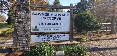 Sawnee Mountain Preserve Visitors Center