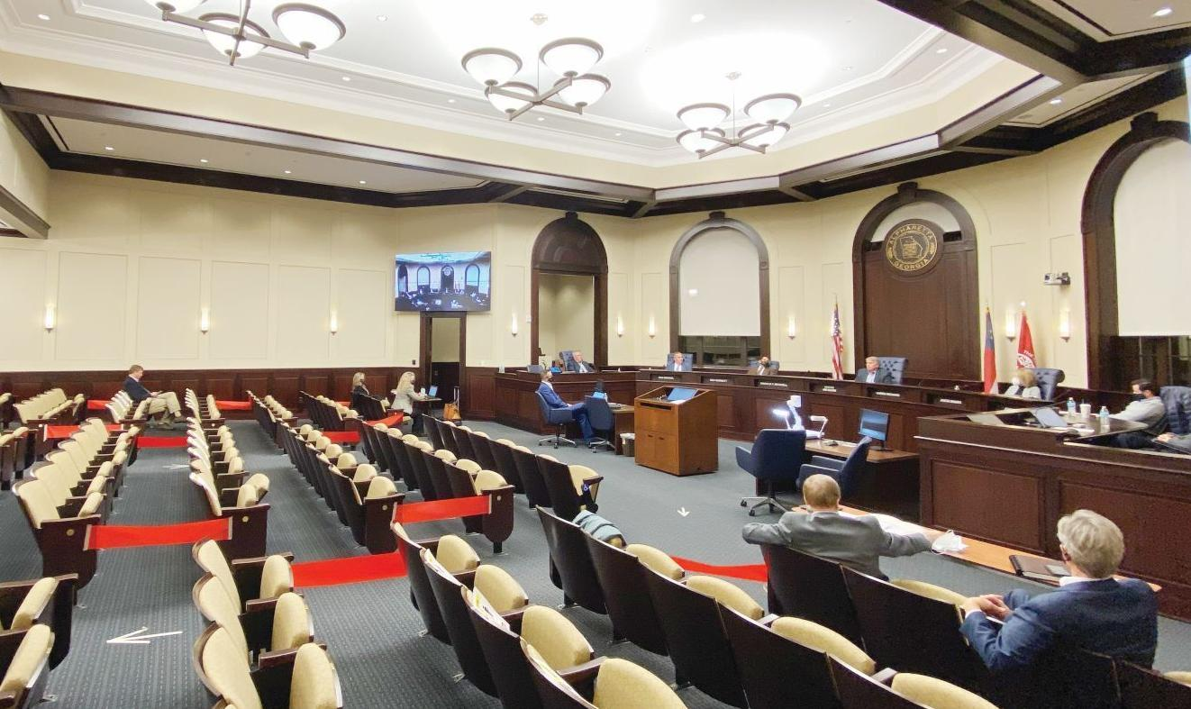 November parks bond divides Alpharetta City Council