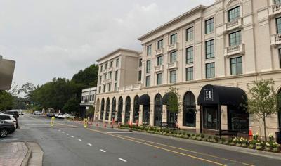 Hamilton Hotel Alpharetta street view