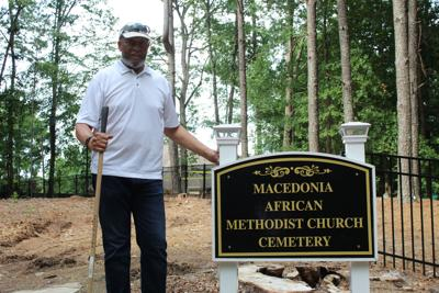 Macedonia Cemetery Kirk Canaday