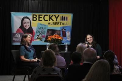 Becky Albertall
