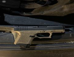 Polymer 80 .357 caliber handgun