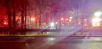Infant Dies in RT-295 Crash