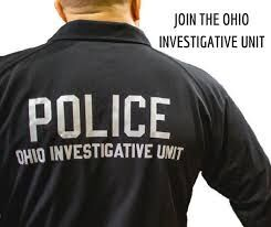 Ohio Investigative Unit T-shirt
