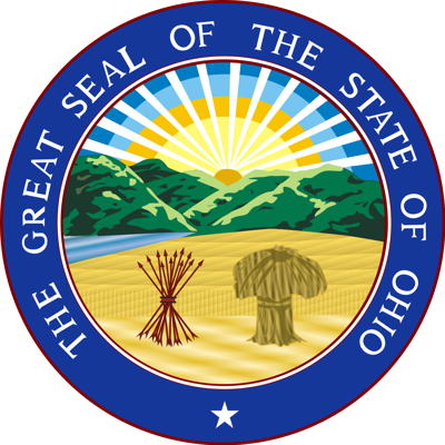 Great Seal of Stte of Ohio logo