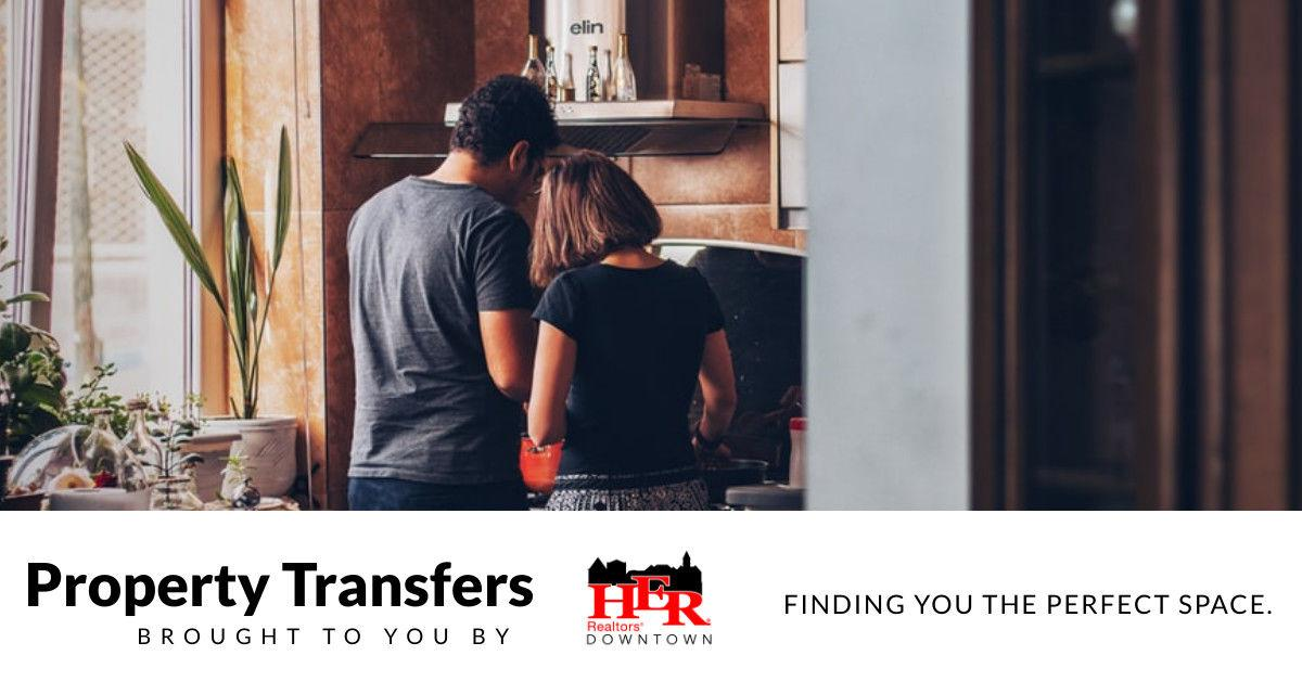 Property Transfers Lead Image: HER Sponsorship