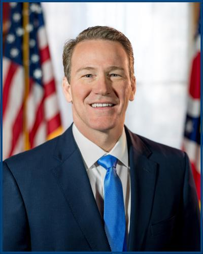 Ohio Lt. Governor Jon Husted