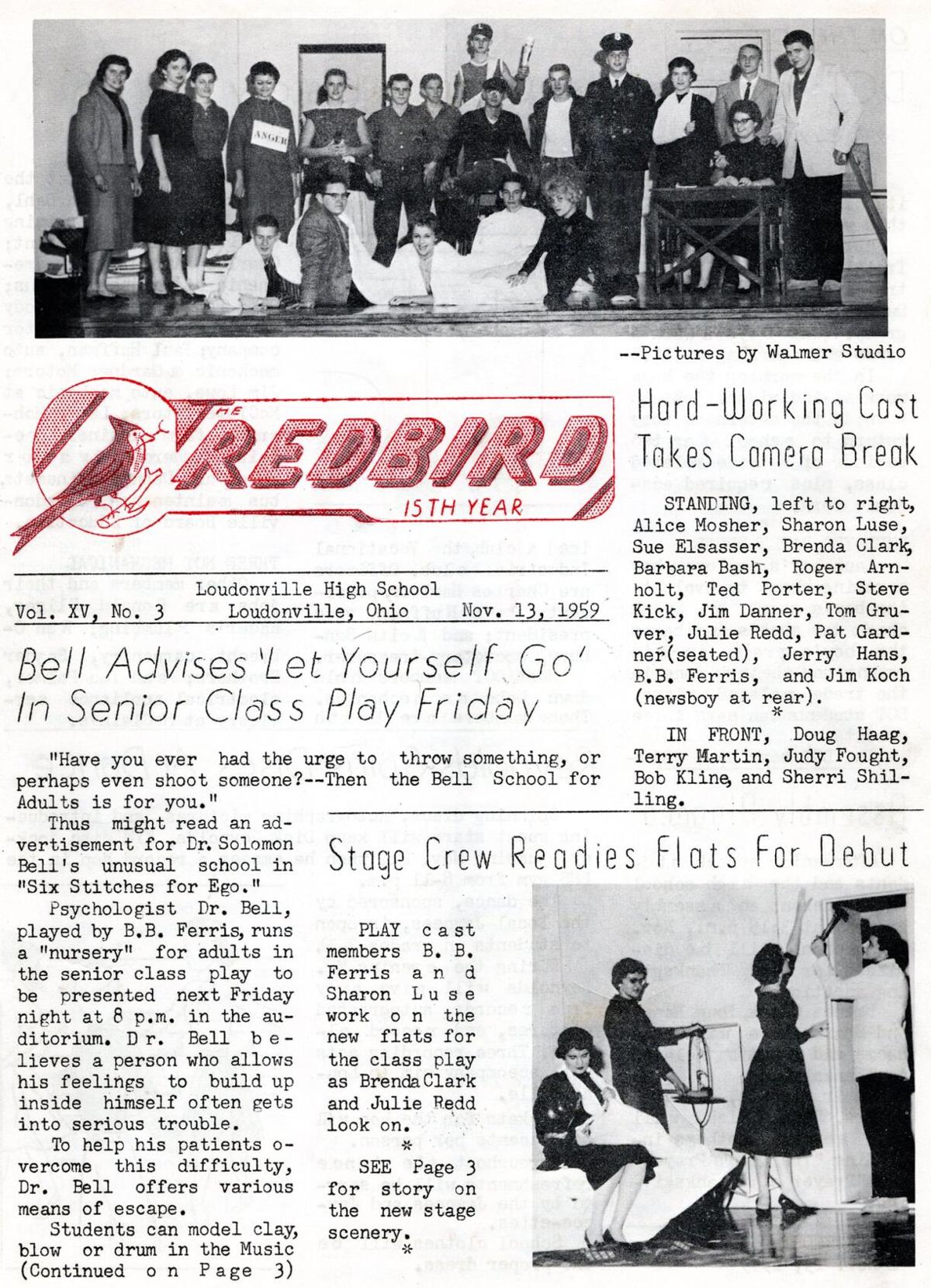 Early edition of Redbird chatter