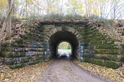 Township Road 1356 tunnel