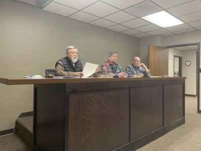 Ashland County Commissioners March 26 2020
